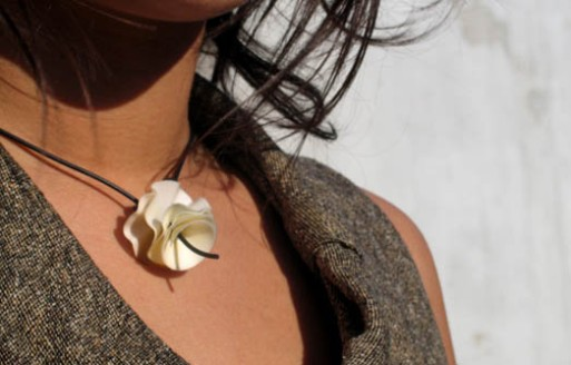 Industrial Bloom Necklace