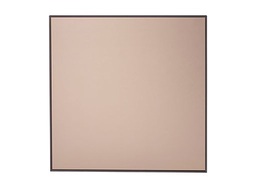 Infinity Rose Square Mirror