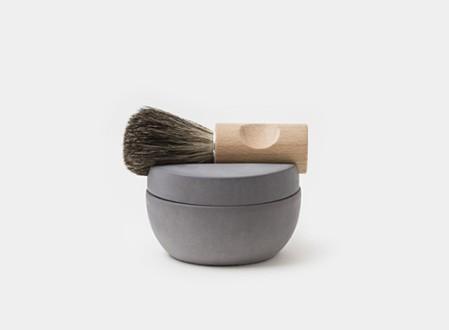 Iris Hantverk Concrete Shaving Kit