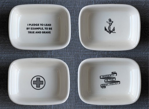 Izola Soap Dishes
