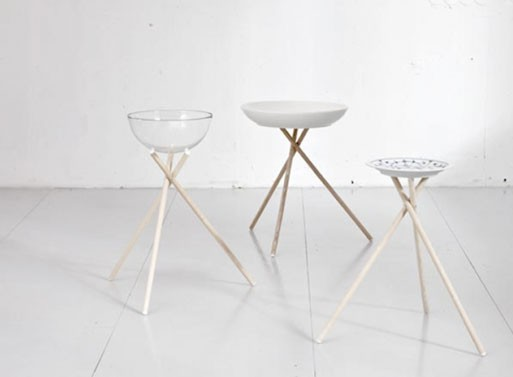 James Tripod Table