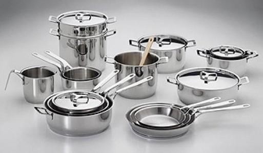 Jasper Morrison Pots & Pans