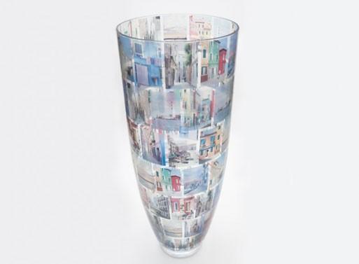 Jenny Gaynor Memory Vase