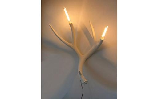 Antler Lamps: Jason Miller