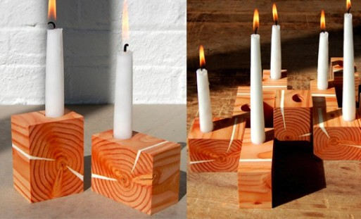 Joyce Candle Holders