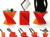 Kada Stool by Yves Behar