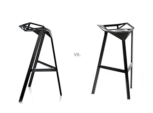 Stool One vs. Kaysa