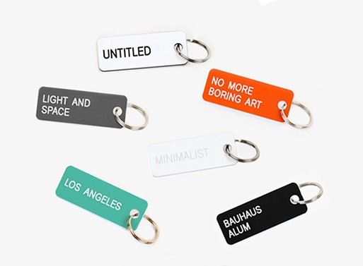 Keytags by Various Projects