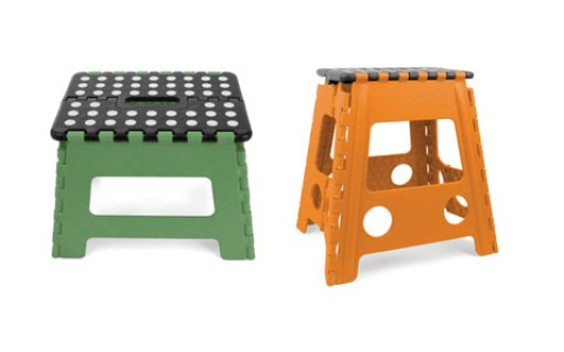 Kikkerland Folding Stool