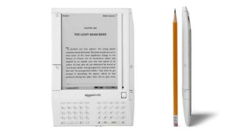 Kindle: Wireless Reading Device