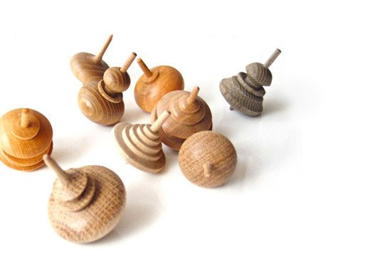 Koma Spinning Tops