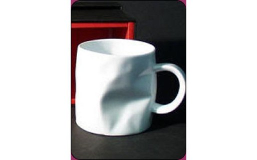 Crinkle Coffee Mug Set