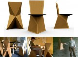 kraftwerk: DIY Cardboard Chair