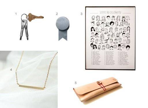 Kris Bernard Gift Ideas