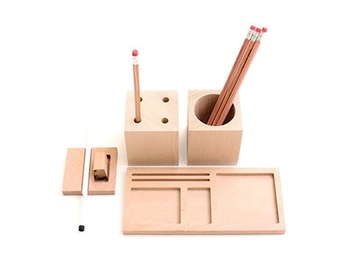 Kukka Blocks Desk Set