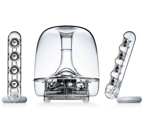 Soundsticks II Speaker System