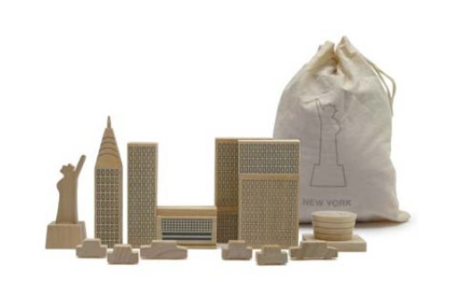 New York City in a Bag