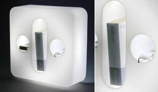 NOD Bedside Night Light by IC Design