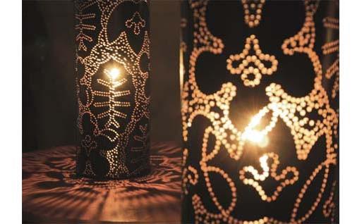 Season Metal Lantern