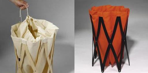 Marie Pi Laundry Hamper by Swid Design