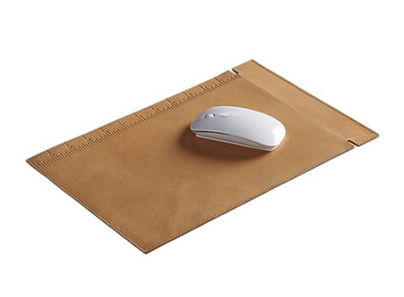 Leather Desk Mouse Pad