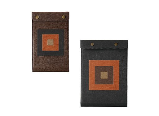 Postalco Leather Snap Pad