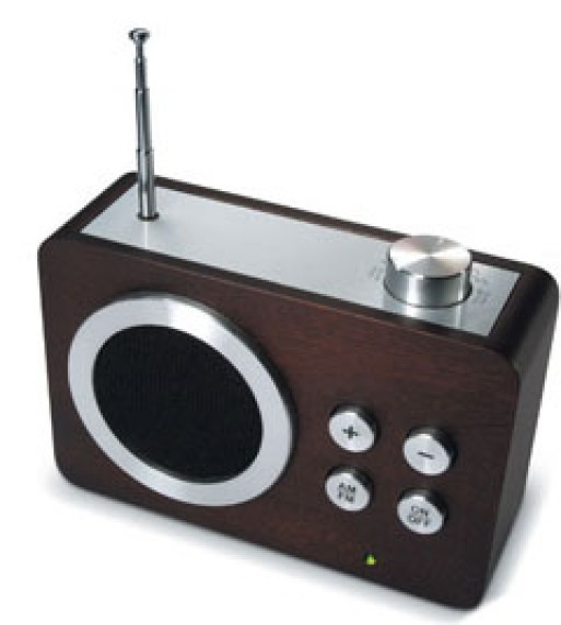 Lexon dolman mini radio