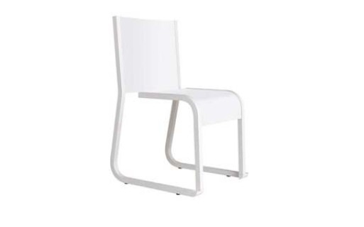 Pinch White Chair
