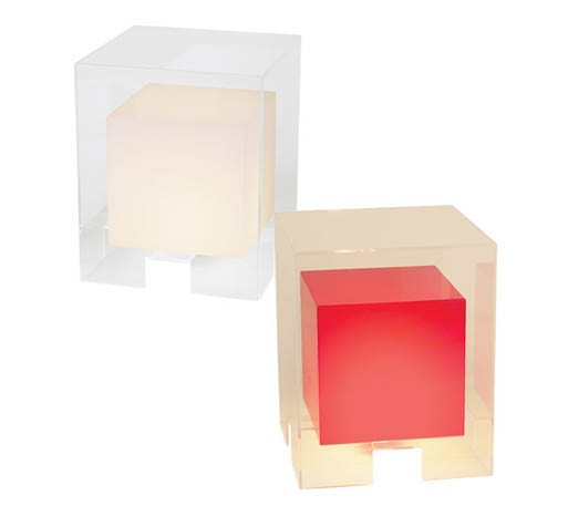 Light Block Table