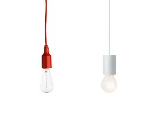 Two Simple Pendant Lights