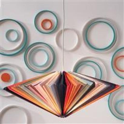 spectrum paper lamp