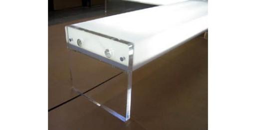 Pablo : Light Table Bench