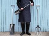 Heavy-duty Steel Spade, Shovel, Fork