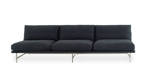 pl103 3-seater sofa by Lissoni