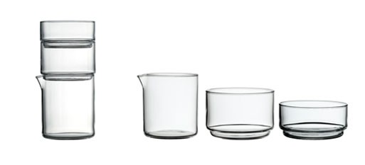 Iittala Trio Sugar and Cream Set