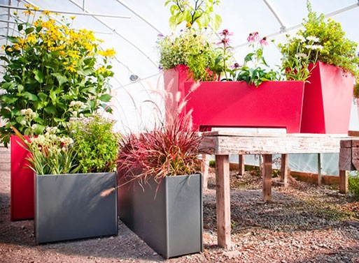 Loll s containers accessories better living through for Loll planters