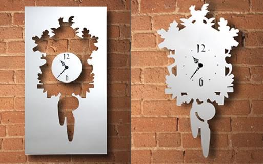 Lost Cuckoo Clock
