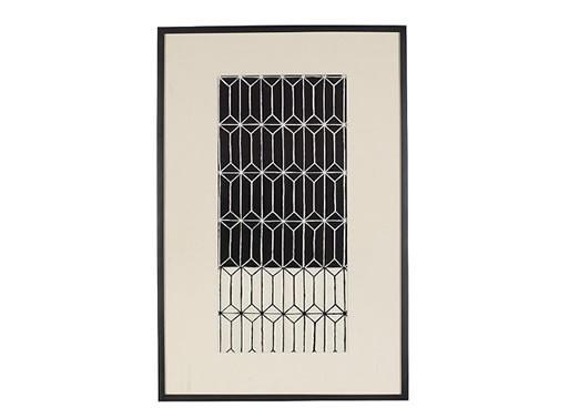 Trapezoid Geo by Lourdes Sanchez