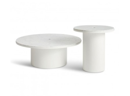Plateau Coffee and Side Table