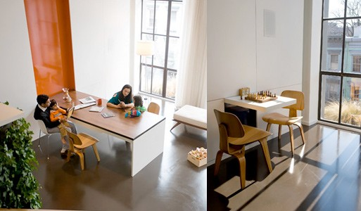 Fold away tables