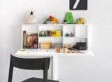Spacebox Wall Mounted Storage Table