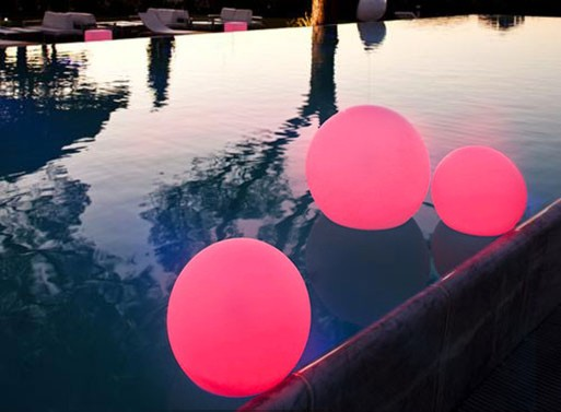 Ball LED Indoor Outdoor Lamp