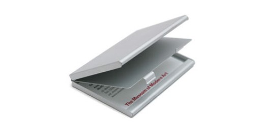 Double-Sided Business Card Holder