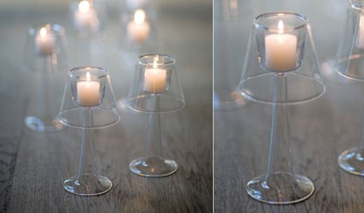 Madelaine Votive Holder