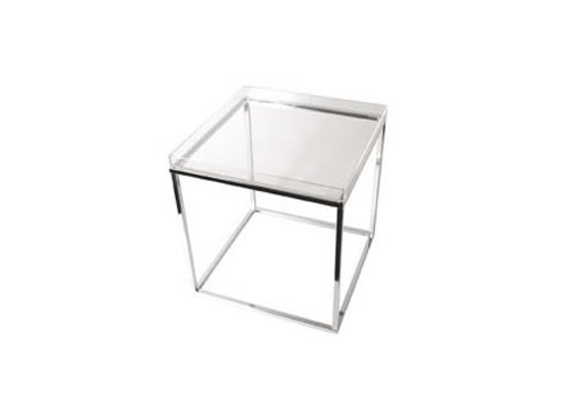 Madrid Acrylic Side Table