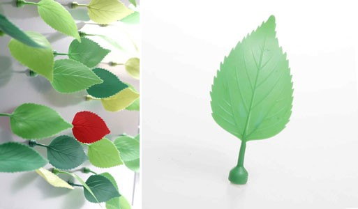 Magnetic Leaves