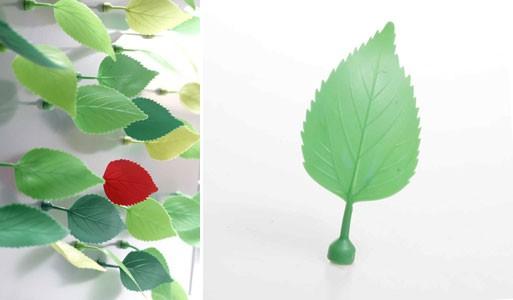 Magnetic Leaves
