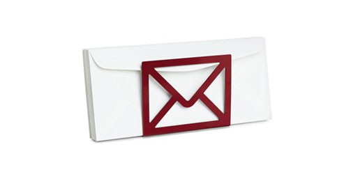 Letter Holder by Koray Ozgen, 1999