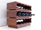 MALAGA Rack System By Modern Cellar