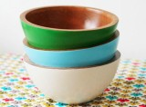 Mango Wood Bowls